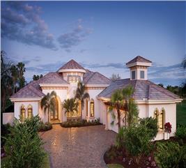 House Plan #175-1086
