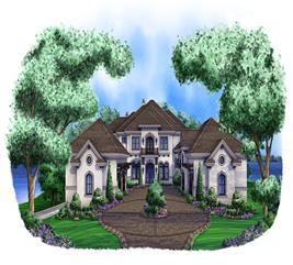 House Plan #175-1100