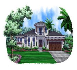 House Plan #175-1105