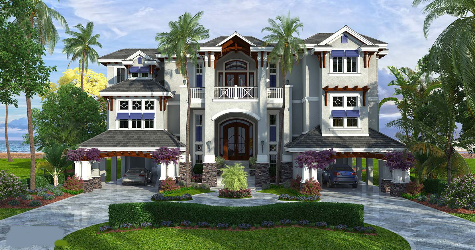 Luxury House Plan 175 1109 4 Bedrm 6189 Sq Ft Home