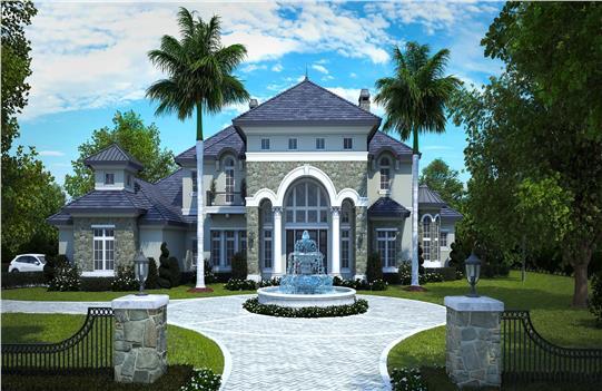 House Plan #G2-6549