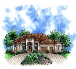 House Plan #175-1141