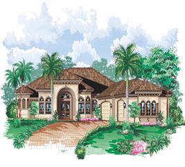 House Plan #175-1145