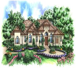 House Plan #175-1149