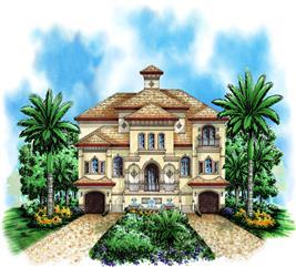 House Plan #175-1191