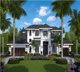 House Plan #175-1253
