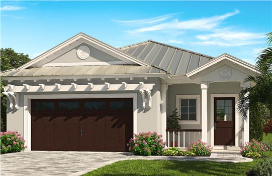 House Plan #G1-1748