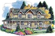 View house Plan#176-1001