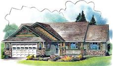 Main image for house plan # 2729