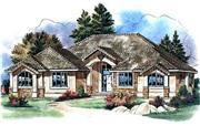 View house Plan#176-1004