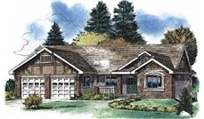 Main image for house plan # 2279