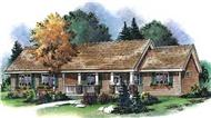 Main image for house plan # 2759