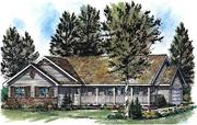 View house Plan#176-1011