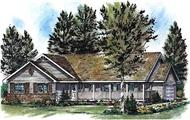 Main image for house plan # 2246