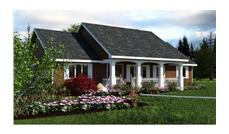 View New House Plan#176-1012