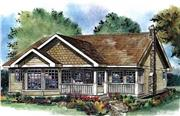 View house Plan#176-1014