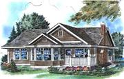 View house Plan#176-1015