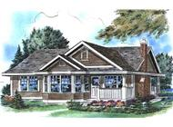 Main image for house plan # 2225