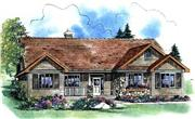 View house Plan#176-1016