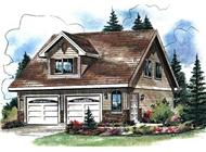 Main image for house plan # 2221