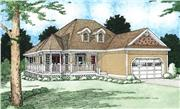 View house Plan#177-1000