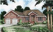View house Plan#177-1001