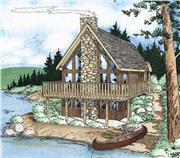 View house Plan#177-1005