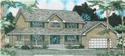 View house Plan#177-1007