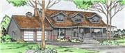 View house Plan#177-1011