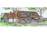 Main image for house plan # 13066