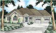 View house Plan#177-1017