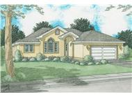 Main image for house plan # 13101