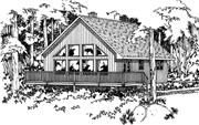 View house Plan#177-1023