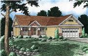 View house Plan#177-1028