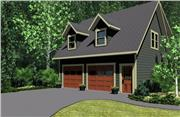 View house Plan#177-1040