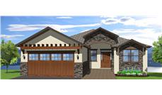 View New House Plan#177-1041