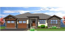 View New House Plan#177-1042