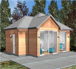 House Plan #177-1045