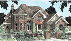 Main image for house plan # 5347