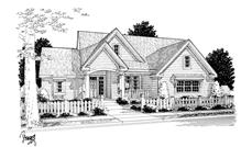 Main image for house plan # 5870