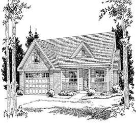 House Plan #178-1048