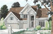 View house Plan#178-1056