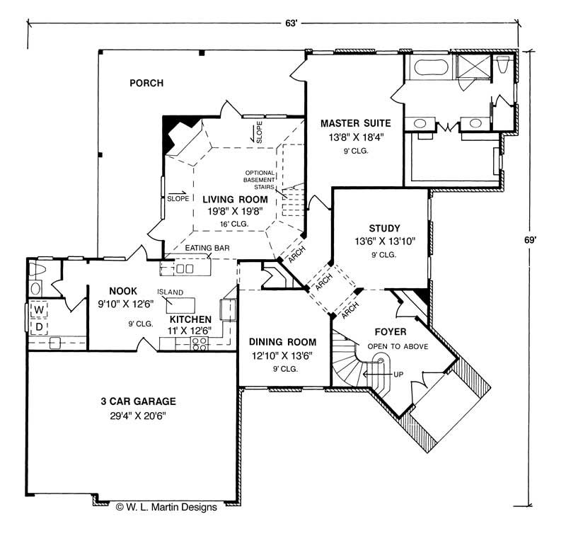 French european house plans home design salina 5341 for French european house plans