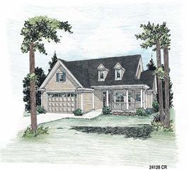 House Plan #178-1073