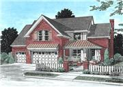 View house Plan#178-1075