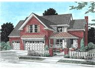 Main image for house plan # 5449