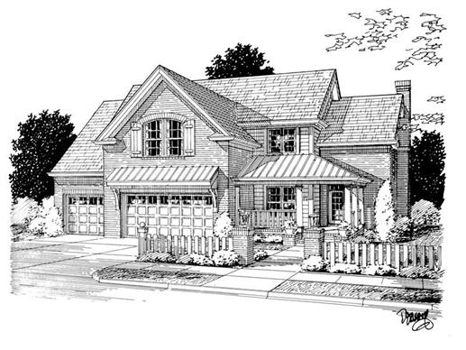 Top 10 Best-Selling Consumer House Plans - Design, , Bath, Porches