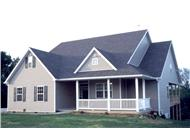 Main image for house plan # 5863