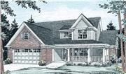 View house Plan#178-1091