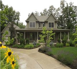 House Plan #178-1096